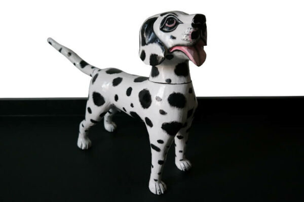 Houten hond – Foto 2