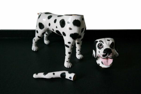 Houten hond – Foto 3