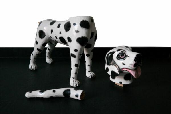 Houten hond – Foto 4