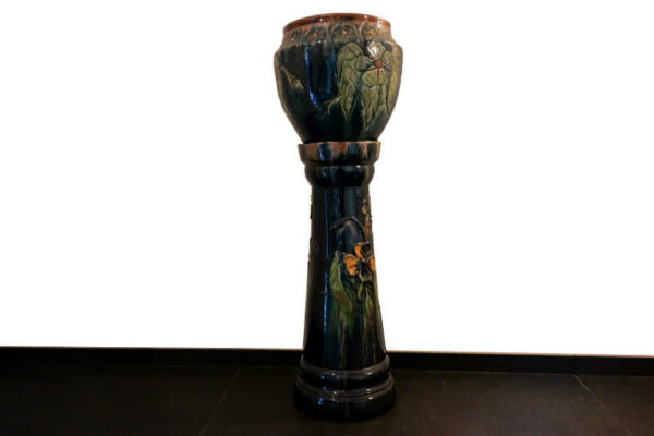 Sokkel Cache Pot – Foto 1